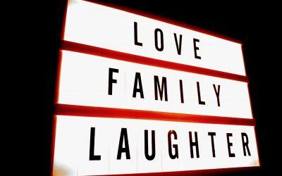 In elke familie is weleens wat